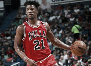Em grande partida de Butler, Bulls vencem Pelicans e alcançam quatro vitórias seguidas