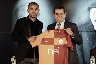 Mariano deixa Sevilla e é anunciado como reforço do Galatasaray