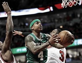 Celtics vencem Bulls novamente fora de casa e empatam série