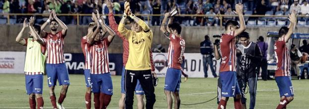 El Atlético de San Luis se despidió con un triunfo