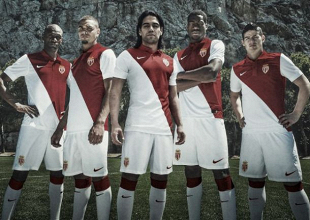 L'AS Monaco passe chez Nike