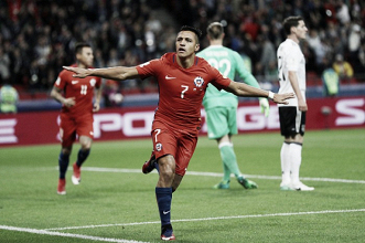 """Alexis Sánchez festeja recorde pela Seleção Chilena: """"Ainda não tenho dimensão do que atingi"""""""
