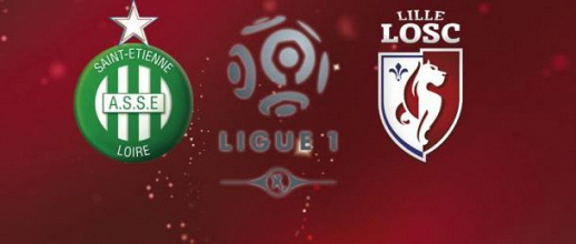 AS Saint-Etienne - Lille OSC, le match en direct (Ligue 1)