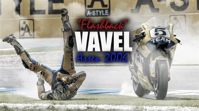 """Flash Back Assen 2006: Nicky Hayden ganó """"in extremis"""" en una prueba poco habitual"""