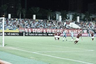 Everaldo marca dois de pênalti, Atlético-GO vence Avaí e deixa zona de rebaixamento