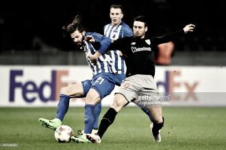Athletic de Bilbao - Hertha de Berlín, Así lo vivímos