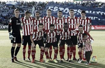 Leganés - Athletic: Puntuaciones, Jornada 9 de la Liga Santander
