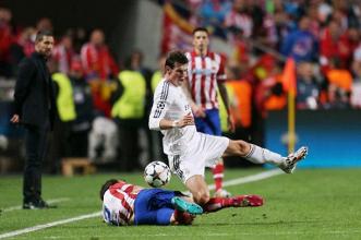 L'Atlético parvient à garder le zéro dans le derby madrilène