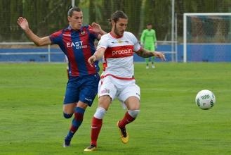 UD Sanse - Atlético Levante: final incierto