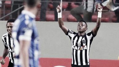 Atlético Mineiro le arrebató el primer puesto a Godoy Cruz