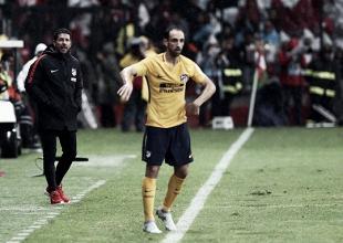 """Simeone: """"Si algo tiene este equipo es que compite muy bien"""""""