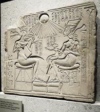 Atón: el dios del hereje de Amarna