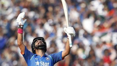 India vs England - 2nd ODI: Yuvraj magic seals series win for hosts in Cuttack despite strong run chase from the tourists