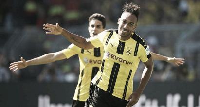 Aubameyang se queda en el Borussia Dortmund