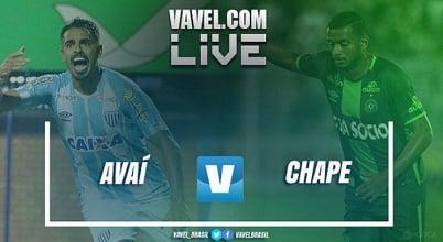 Resultado Chapecoense x Avaí (2-0)