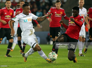 Scott McTominay and Axel Tuanzebe earn praise from Jose Mourinho