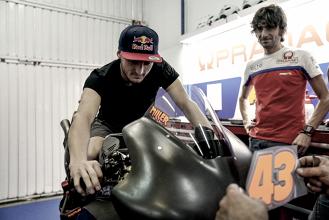 """Jack Miller: """"Puede que los que dicen que la Ducati no gira deben probar otras motos"""""""