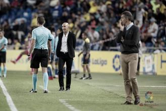 """Pako Ayestarán: """"El resultado no es justo, pero parece que todas las situaciones van en nuestra contra"""""""