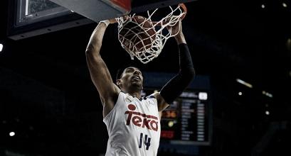 El uno por uno del Real Madrid contra el Bilbao Basket