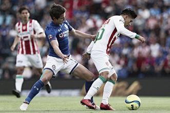 Cruz Azul 0-2 Necaxa: puntuaciones de Cruz Azul en la jornada 6 de la Liga MX Clausura 2018