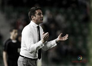 """Julio Velázquez: """"Solo nos vale ganar"""""""