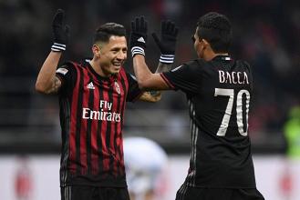 Milan, verso il Bologna: Bacca e Lapadula insieme dal primo minuto?