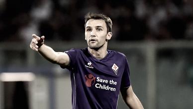 Fiorentina, infortunio Badelj: lesione all'adduttore, salta la Lazio