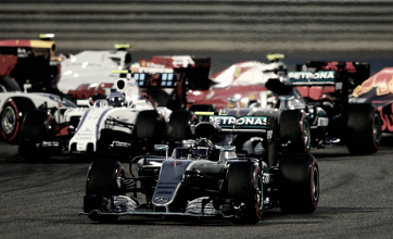 Lo mejor del Gran Premio de Bahrein: mezcla de diversión y polémica sobre el desierto