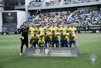 El Cádiz viajará a Barcelona sin Rober Correa