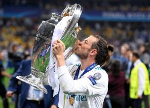 Real Madrid, Bale può partire dopo la notte da eroe | www.twitter.com (@GarethBale11)