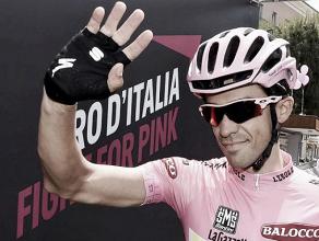 Giro/Fight for Pink: Kiryienka vence contra-relógio, Contador recupera «maglia rosa»
