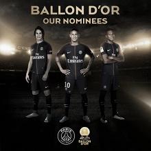 La MCN, nominada al Balón de Oro