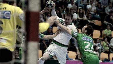 Helvetia Anaitasuna lo tendrá muy difícil para remontar el marcador de Magdeburg en la vuelta de los cuartos de final de la Copa EHF