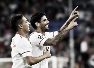 Champions League, Banega guida il Siviglia alla vittoria: al Pizjuan lo Spartak Mosca di Carrera cade 2-1