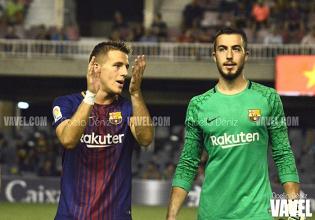 Varo y Tarín no se medirán al Lugo por lesión