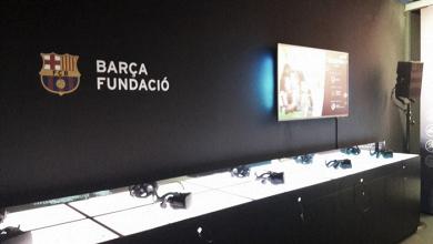 Presentado el nuevo Espai Barça Fundació