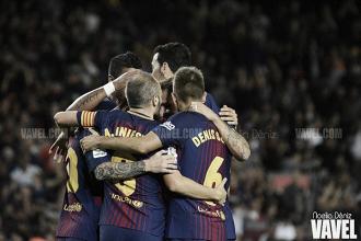 Leganés - Barcelona; puntuaciones de los azulgrana, 12ª jornada de Liga