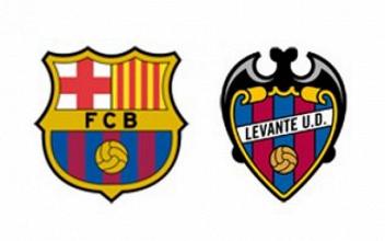 Live FC Barcelone - Levante, le match en direct