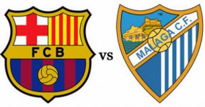 Live FC Barcelone - Malaga, le match en direct