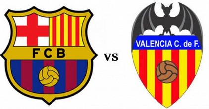 Live FC Barcelone - Valence, le match en direct