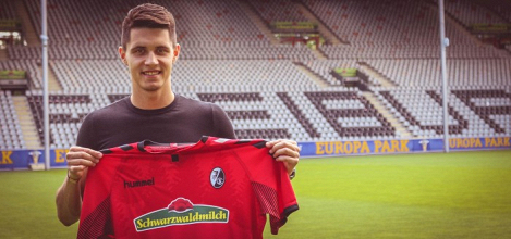 Freiburg sign Bartosz Kapustka and learn Europa League draw