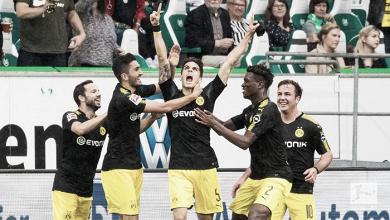 Bundesliga - Splendido Dortmund, Wolfsburg ko (0-3)