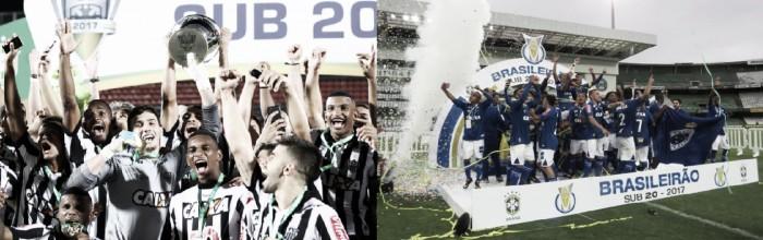 Supercopa sub-20: Atlético-MG e Cruzeiro disputam vaga na Taça Libertadores da categoria