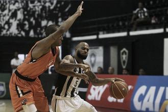 Jamaal brilha, Botafogo derrota Liga Sorocabana e conquista primeira vitória no NBB