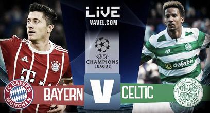 Bayern Monaco - Celtic in diretta, LIVE Champions League 2017/18 (20:45)
