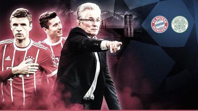 Previa Bayern de Múnich - Celtic: todo pasa por ganar