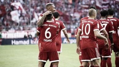 Bundesliga - Buona la prima di Heynckes: Bayern in scioltezza sul Friburgo (5-0)