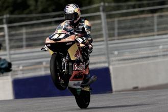 Brad Binder, baja para el Gran Premio de Austin y posiblemente para Jerez