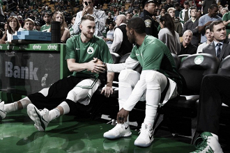 NBA, i Boston Celtics si preparano all'opening night