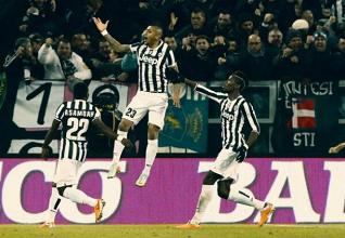 La Juventus s'envole en écrasant la Roma
